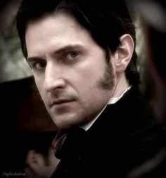 "Richard Armitage as Mr.John Thornton of ""North and South"" BBC mini series."