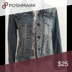 BDG 100% Cotton Jean Jacket Comfortable fit. In great condition. No visible wear or damage BDG Jackets & Coats Jean Jackets