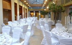 unique chair covers for weddings | Wedding Chair Covers | Bromley London and KentDesigner Chair & White wedding chairs | Wedding Chair Decorations | Pinterest ...
