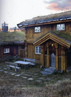 18th c. Inn, Norway