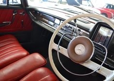 1966 Mercedes-Benz 230S Fintail http://www.hamptons.co.za/pages/showroom/?zDispID=ProdMercedesBenz_230S_Fintail