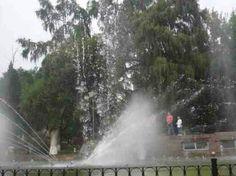 Fountain of the Dancing Waters @ Parque de la Revolucion - Zacatecas, Mx.