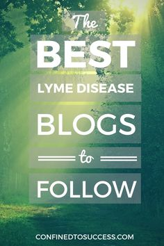 Discover the latest research on Chronic Lyme Disease and follow personal journeys with these awesome blogs!