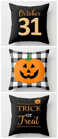Halloween Boo Pillow Cover, Halloween Pillow Cover, Halloween Pillow