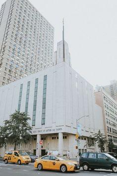 NYC Manhattan Temple | Carolina Lindsay Photography