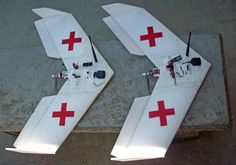 39 Awesome flying wing drone images