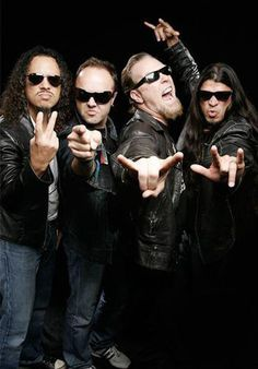Metallica recall nerve-wracking first show on its 32nd anniversary! Read more http://circleme.com/activities/1410218 #Metallica