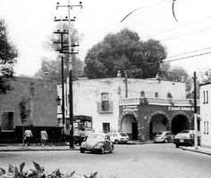 Travel Ads, México City, Old Photos, Nostalgia, Street View, Architecture, Coyotes, Photography, Thesis
