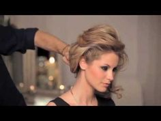 1950s Updo step-by-step with the John Frieda® haircare experts