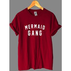 Mermaid tshirt disney princess tshirt mermaid top cute womens top... ($12) ❤ liked on Polyvore featuring tops, t-shirts, disney t shirts, shirt top, slogan tees, tee-shirt and disney tee