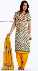Indian Salwar Kameez Dresses (8)