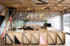 Jury Cafe in Melbourne by Biasol | http://www.yellowtrace.com.au/australian-design-news-december-2014/