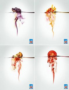 Bold laundry detergent - advertising