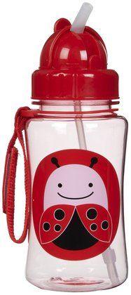 Skip Hop Zoo Straw Bottle - Ladybug #giftsunder25