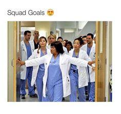 Imagem de greys anatomy and squad