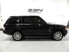 2012 Land Rover Range Rover, 20,259 miles, $76,999.