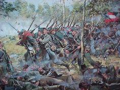 civil war prints | Band of Brothers - Civil War Print by Don Troiani