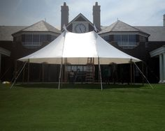 Tent - Sailcloth Tents | Snyder Events | Charleston, SC's premier event rental and bar service company - wedding and party rentals, tents, f...