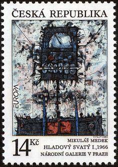 EUROPA 1993: Modern Art