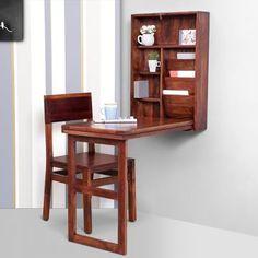 Elmwood Panama Study Table Honey