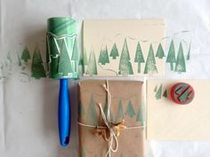 Craft Paper Gift Wrapping | Poppytalk: Weekend Projects | 10+ Beautiful Gift Wraps to Make