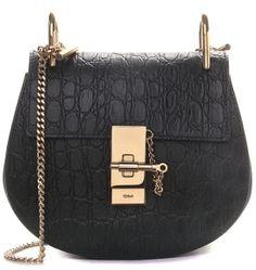 chloe marcie bag knockoff - Black Fur Bucket Bag   Python, Chloe and Champagne
