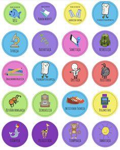 Finnish Words, Primary English, Early Childhood Education, Social Skills, A Team, Psychology, Kindergarten, Preschool, Presentation
