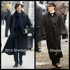 I... I just... I'm possibly... I'll just have to see the Christmas special and decide I guess.