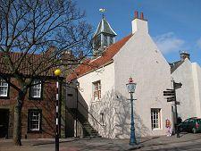 Quality Street, North Berwick, East Lothian, Scotland