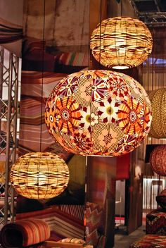 Beautiful lanterns