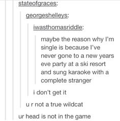 XD I am ashamed I understand this <<< I am not ashamed. You are not a true wildcat either.← yes u are not a true wildcat your head must be in the game. Funny Tumblr Posts, My Tumblr, Just In Case, Just For You, Ella Enchanted, What Team, High School Musical, The Funny, Crazy Funny