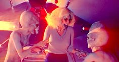 Watch Rob Zombie's Insane New Music Video 'Everybody's in a U.F.O.' -- Rob Zombie directs the creepy sci-fi short film 'Everyone's (Bleeping) in a U.F.O.', which stars a host of special guest stars. -- http://movieweb.com/rob-zombie-music-video-everybodys-in-ufo/