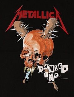 Metallica - Damage Inc