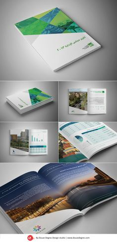 The Board of Directors Annual Report is made for KAEC (King Abdullah Economic City). It describes in detail the company's financial report for the year 2013.  The book contains tables, charts, icons and info-graphic elements, for easier classification and reading.  Designed by Douze Degres http://www.douzedegres.com/