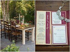 Williamsburg Botanical Garden Wedding Styled Rustic Fall Shoot