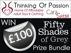 Fifty Shades of Grey Sex Toys Bundle Giveaway worth £100