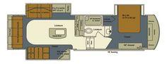 295RL - Evergreen Recreational Vehicles, LLC. - Manufacturer of Green eco-friendly Everlite RVs