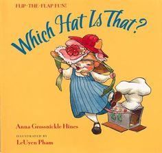 Infant & Toddler Storytime: Hats