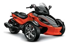 2014 Can-Am Spyder Review