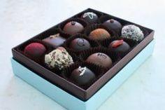 french broad chocolate lounge truffles....mmmmmm