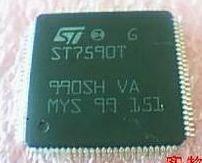 St7590t qfp ic chips zero accessories #Affiliate