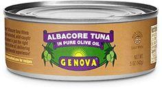 ... tuna in olive oil 5 ounce pack of 12 genova albacore tuna in olive oil