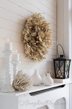 Love this! How to make a feather wreath otherwise called a juju hat. Found the diy tutorial at songbirdblog
