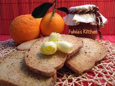Fette biscottate integrali al profumo di arancia Fulvia's Kitchen