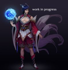I literally only drew this bc I want to Cosplay dude ahri Ahri Lol, Ahri League, Lol League Of Legends, Anime Guys, Neko, Character Art, Anime Art, Handsome, Wonder Woman