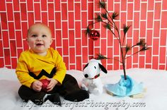 Charlie Brown Christmas Photo!