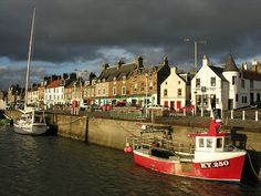 Anstruther - award winning fish 'n' chips