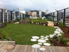 Image result for roof top gardens