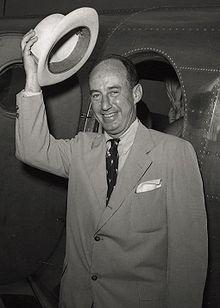 1952 & 1954: Adlai Stevenson (D) Illinois Governor