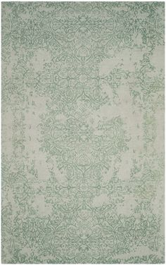 Richly colored and brimming with the timeworn look of antique oriental carpets, Restoration Vintage area rugs are a sublime blend of then and now. Traditional motifs, etched in a fashion-smart color palette peak through the distressed patina for a...